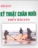 Ebook Hỏi đáp kỹ thuật chăn nuôi thủy hải sản - Trần Văn Lâm (biên soạn)