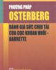 Ebook Phương pháp Osterberg Đánh giá sức chịu tải của cọc khoan nhồi barrette: Phần 1 - PGS. TS. Nguyễn Hữu Đầu