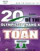 Ebook Tuyển tập 20 năm đề thi Olympic 30 tháng 4 Toán 11: Phần 1