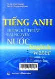 Tiếng anh trong kỹ thuật tài nguyên nước