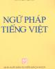 Ebook Ngữ pháp tiếng Việt: Phần 1 - TS. Nguyễn Hữu Quỳnh