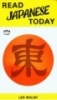 Ebook Read Japanese today - Len Walsh