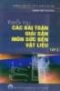 Tuyển tập các bài toán giải sẵn môn sức bền vật liệu - Đặng Việt Cương