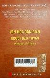 Văn hóa dân gian người Dao tuyến