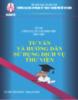 Sổ tay tư vấn và hướng dẫn sử dụng dịch vụ Thư viện