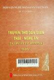 Truyện thơ dân gian Thái - Nghệ An
