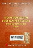 Tuyển tâp những công trình nghiên cứu về văn học dân gian - Quyển 2