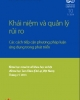 Ebook Khái niệm và quản lý rủi ro: Các cách tiếp cận phương pháp luận ứng dụng trong phát triển - NXB Tri thức