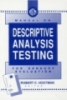 Ebook Manual on Descriptive Analysis Testing for Sensory Evaluation
