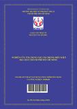 NGHIÊN CỨU ỨNG DỤNG CỌC CFA TRONG ÐIỀU KIỆN ÐỊA CHẤT THÀNH PHỐ HỒ CHÍ MINH