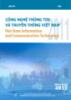 Ebook Công nghệ thông tin và truyền thông Việt Nam - NXB Thông tin và truyền thông