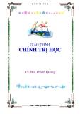 Giáo trình Chính trị học - TS. Bùi Thanh Quang