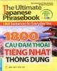 Ebook 1800 câu đàm thoại tiếng Nhật thông dụng: Phần 1 - NXB Trẻ