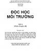 Ebook Độc học môi trường (Tập 2: Phần chuyên đề) - Lê Huy Bá (chủ biên)