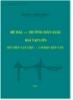 Ebook Đề bài và Hướng dẫn giải Bài tập lớn sức bền vật liệu - cơ học kết cấu - Lều Mộc Lan, Nguyễn Vũ Nguyệt Nga