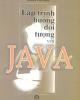Ebook Lập trình hướng đối tượng với Java - Đoàn Văn Ban