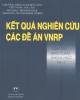 Ebook Kết quả nghiên cứu các đề án VNRP (Tóm tắt báo cáo khoa học - Tập 2): Phần 1 - NXB Nông nghiệp