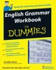 Ebook English grammar workbook for dummies: Part 1