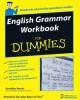 Ebook English grammar workbook for dummies: Part 1