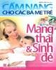 Ebook Cẩm nang cho các bà mẹ trẻ - Mang thai và sinh đẻ: Phần 2