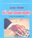 Giáo trình Kế toán doanh nghiệp - NXB Lao động