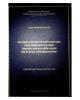 Luận văn thạc sĩ: xây dựng văn hóa tổ chức góp phần phát triển dịch vụ công (trường hợp bảo hiểm xã hội Thị xã Dĩ An, Tỉnh Bình Dương)
