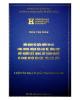 Luận văn thạc sĩ: Mối quan hệ giữa niềm tin và lòng trung thành của cán bộ, công chức một nghiên cứu trong cấp chính quyền xã thuộc huyện Bảo Lâm, tỉnh Lâm Đồng