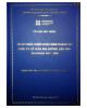 Luận văn thạc sĩ: Hoàn thiện chiến lược kinh doanh tại Công ty Cổ phần mía đường Cần Thơ