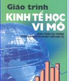 Giáo trình Kinh tế học vi mô - PGS.TS. Phạm Văn Minh