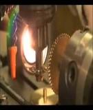 Video Gia công bánh răng thẳng bằng dao phay (modun 2 phương pháp chép hình)