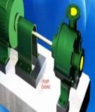 Video Mô hình máy bơm ly tâm trục ngang