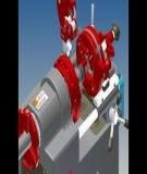 Video Mô phỏng làm việc máy cắt ren ống