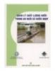 Giáo trình Quản lý chất lượng nước trong ao nuôi cá nước ngọt - NXB Nông nghiệp