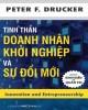 Ebook Tinh thần doanh nhân khởi nghiệp và sự đổi mới: Phần 1 - NXB Kinh tế quốc dân