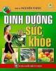 Ebook Dinh dưỡng và sức khoẻ: Phần 1 - NXB Y học