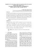 Nghiên cứu giải thuật huấn luyện online ứng dụng trong điều khiển SVC