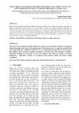 Phát triển lời giải ritz cho phân tích tinh và dao động tự do của dầm composite sử dụng lý thuyết biến dạng cắt bậc cao
