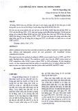 Cải tiến mã STTC trong hệ thống MIMO