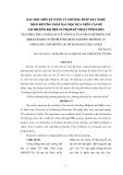 Dạy học môn kỹ năng và phương pháp dạy nghề theo phương pháp dạy học dựa trên vấn đề tại trường đại học Sư Phạm Kỹ Thuật Vĩnh Long