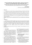 Chương tr̀nh hóa thiết kế hệ thống nối đất cho trạm biến áp cao thế theo tiểu chuẩn ieee std 80 - 2013