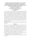 Nghiên cứu phương pháp gia nhiệt cảm ứng từ cho khuôn phun ép nhựa với cuộn dây gia nhiệt động