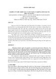 Nghiên cứu điều khiển FOC và DTC động cơ không đồng bộ với biến tần đa bậc