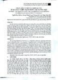 Tối ưu hóa vị trí của thiết bị TCSC để quản lý nghẽn mạch trong thị trường điện