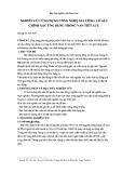 NGHIÊN CỨU ỨNG DỤNG CÔNG NGHỆ GIA CÔNG  LỖ SÂU CHÍNH XÁC ỨNG DỤNG TRONG VAN TIẾT LƯU
