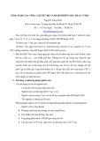 CÔNG NGHỆ GIA CÔNG CHI TIẾT BỘ CÁNH BƠM TRÊN MÁY PHAY 5 TRỤC