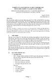 NGHIÊN CỨU GIAO TIẾP PLC S7-200 VÀ HMI B07 S411 TRONG ĐIỀU KHIỂN VÀ GIÁM SÁT HỆ THỐNG