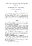 NGHIÊN CỨU KHẢ NĂNG GIA CÔNG CÁC BỀ MẶT PHỨC TẠP TRÊN MÁY PHAY CNC 4 TRỤC