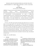 RESEARCH ARM STM32 MICROCONTROLLER AND EDITE  PRACTICE LESSONS NGHIÊN CỨU VI ĐIỀU KHIỂN ARM STM32 VÀ VIẾT CÁC BÀI THỰC HÀNH