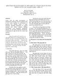 BIÊN SOẠN BAI GIANG ĐIÊN TỬ MÔN ĐIỆN TỬ CƠ BAN THEO CHƯƠNG TRÌNH 150 TÍN CHỈ TAI KHOA ĐIÊN–ĐIÊN TỬ