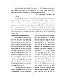 MỘT SỐ GIẢI PHÁP CHỦ YẾU NHẰM TUYÊN TRUYỀN, PHỔ BIẾN HIẾN  PHÁP  2013  CỦA  NƯỚC  CHXHCN  VIỆT  NAM  CHO  SINH  VIÊN TRƯỜNG ĐẠI HỌC SƯ PHẠM KỸ THUẬT TP.HỒ CHÍ MINH
